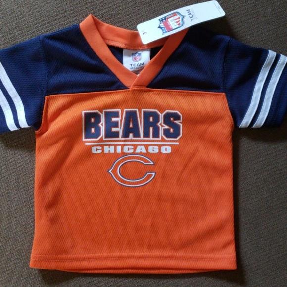 dec80b7d Kids Chicago Bears Jersey NWT